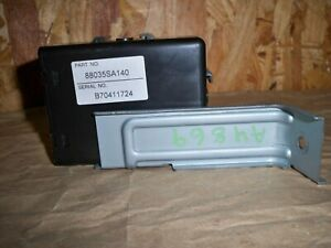 Used Keyless Entry Control Unit Module For 2006 2008 Subaru Forester 88035sa140