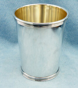 Vintage Sterling Silver Mint Julep Cup P 699 By International No Monogram