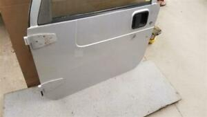 Jeep Tj Wrangler Driver Left Front Full Door Psb Silver 97 06 8093