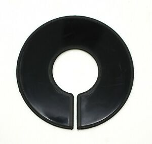 Black Round Plastic Blank Rack Size Dividers Multi pack