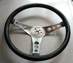 Superior Performance Products The 500 12 Inch Steering Wheel Rat Rod Race