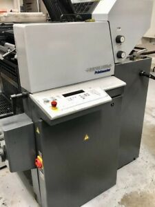 2012 Heidelberg Printmaster Pm 46 2 Only 10 6 Million Imps Qm Great Press