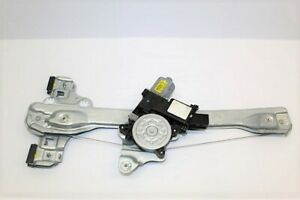 2014 Vauxhall Mokka Right Side Rear Window Regulator With Motor 98810 suv20