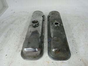 67 79 Pontiac Valve Covers 350 400 455 Gto Lemans Tempest Firebird Trans Am W72