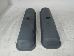 67 79 Pontiac Valve Covers 350 400 455 Gto Lemans Tempest Firebird Trans Am 3