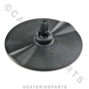 Robot coupe 104921 Discharge Sling Plate Ejector Disc R301d Ultra D Cl20d 188mm