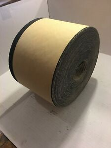 Sancap Abrasives Silicon Carbide 40 Grit 8 X 50 Yds Sandpaper