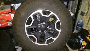 2015 Jeep Wrangler Unlimited Jk Jku Rubicon Wheels And Tires Listing For 5