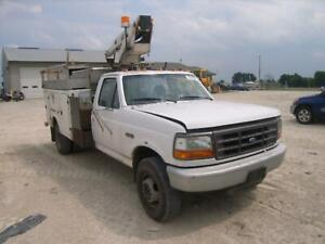 1997 Ford F450 Pickup Front Axle Assembly 97