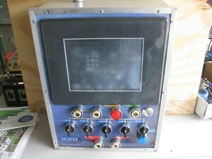 Automation Direct Control As Shown With Touch Screen Cpu 250 1 Plus Much More