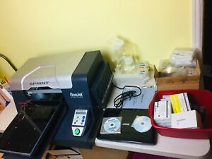 Anajet Sprint Dtg T shirt Printer Laptop Software Ink New Printhead Parts
