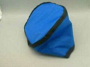X ray Shield Head Protection Soft Lead Cap Radiation Safety Blue 0 5mmpb