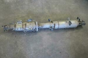 2016 2017 Nissan Titan Xd Diesel Exhaust Filter Assembly Crew Cab Oem
