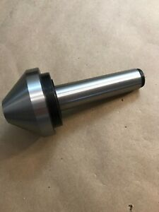 Mt4 80mm Morse Taper Shank Bull Nose Live Center