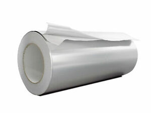 Wod Af 20r Aluminum Foil Tape 12 In X 50 Yds For Hvac Air Ducts Insulation