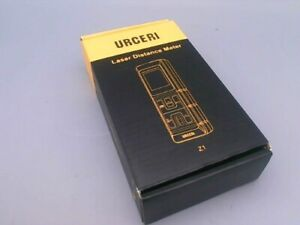 Urceri laser Distance Meter 40m With Bubble Level Automatic Calculation