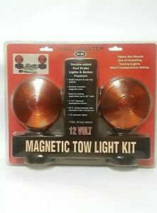 New Haul Master 12 Volt Magnetic Tow Light Kit 20 Ft Of Wiring