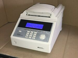 Abi Applied Biosystems Geneamp 9700 Pcr System Thermocycler With Dual 96 Well