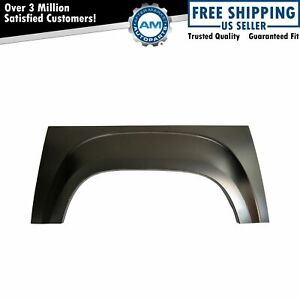 Pickup Truck Bed Wheel Arch Repair Panel Steel Passenger Side Rh For Gmc Sierra