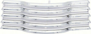 Oer Chrome Grill With Chrome Brackets 1947 1953 Chevrolet Pickup Truck