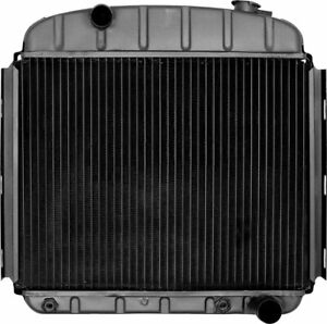Oer Small Big Block Radiator 1957 Chevrolet Bel Air 150 210 Del Ray And Nomad
