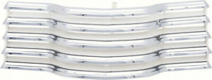 Oer Chrome Grill With White Brackets 1947 1953 Chevrolet Pickup Truck