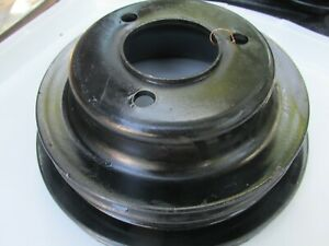 Chevrolet Big Block 1969 1970 Three Groove Crank Pulley 3937787ac
