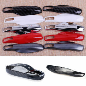 Abs Smart Remote Key Fob Cover Shell Holder Fit For Porsche Boxster Cayman Macan