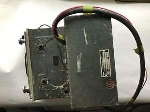 Becker Mexico W198 Used And Untested With Amplifier