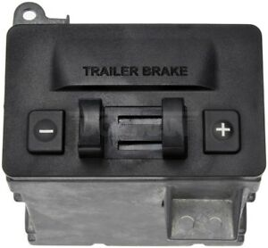 Trailer Brake Control Module Fits 2012 2014 Ford F 150 Dorman Oe Solutions
