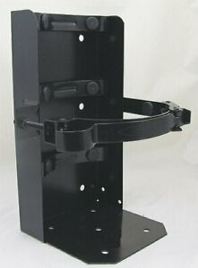 Ammerex 810 Heavy Duty Vehicle Bracket Fire Extinguisher Bracket 20lb Black