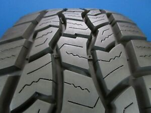 Used Cooper Adventurer A T Lt285 70 17 14 15 32 High Tread No Patch 68xl