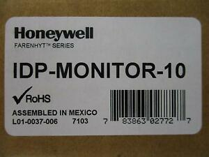 Silent Knight Idp monitor 10 With Ten Input Monitor Module For Fire Alarm
