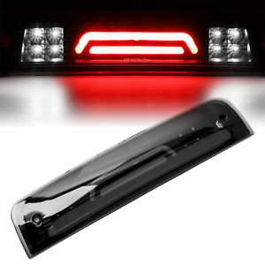 For 2009 2017 Dodge Ram 1500 2500 3500 Led Smoke 3rd Third Brake Cargo Light