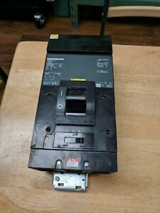 Square D I Line Lh36400 New Panel pullout 3p 600v 400a Circuit Breaker