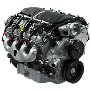 Chevrolet Performance 19370411 Ls376 480 Ls Crate Engine 495 Hp