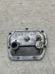 Gm Muncie Transmission Housing Side Cover 3831707 See Description Unit 2