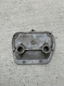 Gm Muncie Transmission Housing Side Cover 3831707 See Description Unit 4