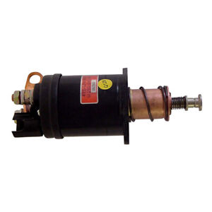 Starter Solenoid For Ford Tractor 4100 4110 4110lcg 4400 4500 4610 5000 531 6600