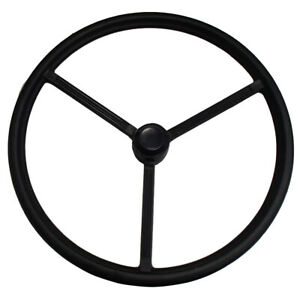 Steering Wheel Fits Ford New Holland Tractor 83909785 82016841 D6nn3600b