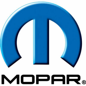 Mopar 68382489aa Water Pump