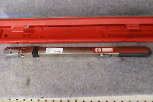 Snap on Tqr250e Torque Wrench