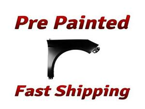 New Pre Painted Right Front Fender 2012 2018 Ford Focus W Touch Up