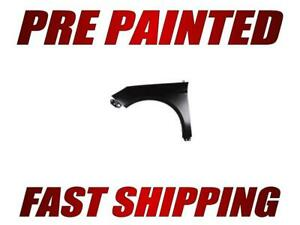 New Pre Painted Left Front Fender 2012 2018 Ford Focus W Touch Up