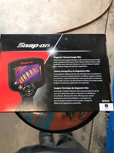 New Snap on Diagnostic Thermal Imager Elite Eeth310 Infrared Wi fi