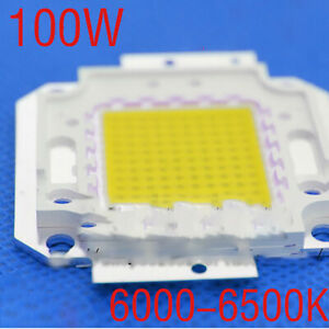 100w High Power Integrated Led Lamp Bead Chip Projector Light Source Chip Smd