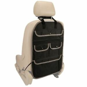 Car Back Seat Organizer Cover Back Box Grocery Storage Bag Food Case Container N