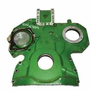 Used Timing Gear Cover John Deere 7810 7420 7710 7510 7410 7220 7520 7210 7610