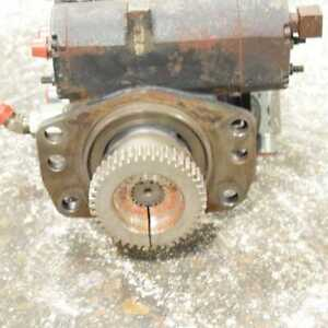 Used Hydraulic Pump Kubota Svl95 2 V0631 61110