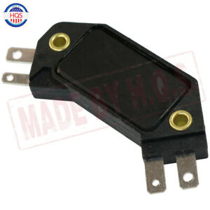 Gm Hei 4pin Ignition Module Lx301 For 1974 1988 Chevy Pontiac Olds Buick D1906ht